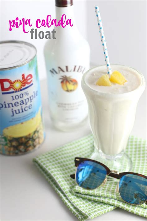 how to make pina colada with malibu travel tips and a pina colada float recipe the house