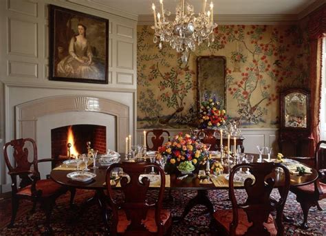 colonial home interior historic colonial interiors bing images dining room