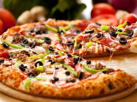 free download food delicious pizza wallpaper hd 14977 full size wallpapermine com
