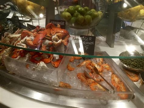 sheraton on the park seafood buffet feast at sheraton on the park sydney gets a food beverage praise 174 rating of excellent with a