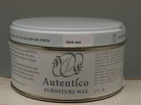 chalk paint no wax needed autentico furniture wax for use with chalk paint clear