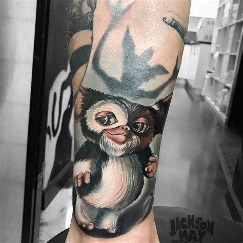 gizmo tattoo gremlin by jacksonmay tattooist at youngbloods