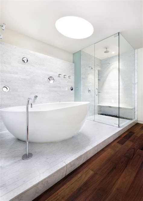 White Bathroom Designs Small Marble Bathroom Interiordecodir