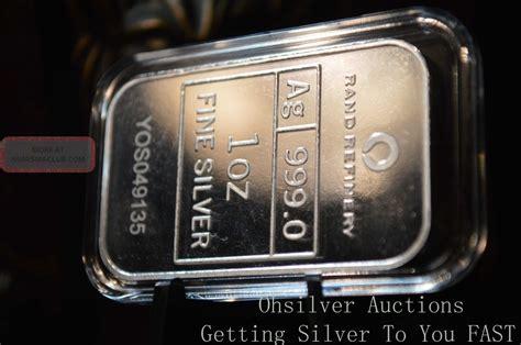 1 Oz Year Of The Silver Bar 999 - 1 oz silver bar 999 silver bullion 2013 year of