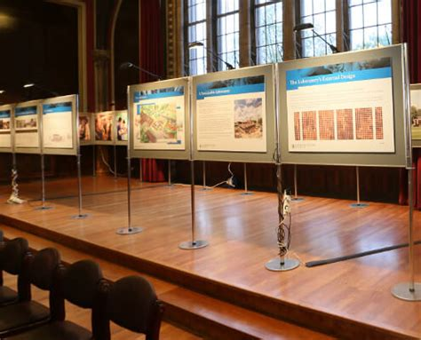 Display Stands for Events and Exhibition Solutions