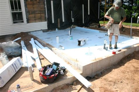 Bob Frame Plumbing by Erickson Brewer Addition Gimme Shelter Construction
