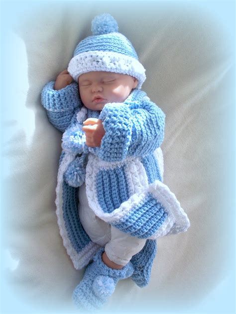 sweaters for babies baby boy 0 to 6 months sweater coat and hat and booties on