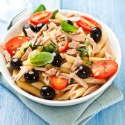 lade fredde tonijn wilde zalm pastasalade recept