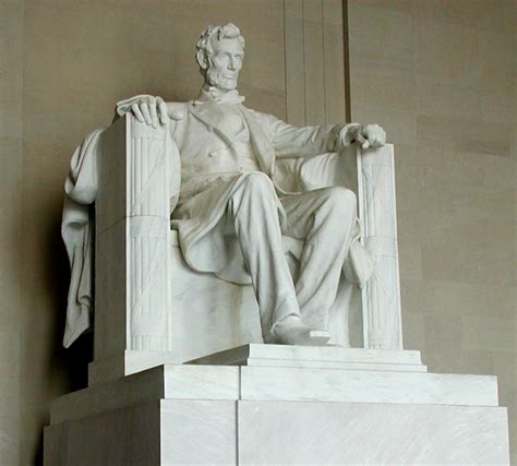 Blossom High Chair File Lincoln Statue Jpg Wikipedia
