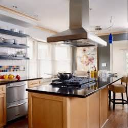 Kitchen Island Range Hood by Kitchen Island Hoods Gallery