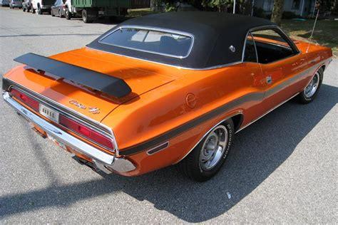 dodge challenger t top 1970 dodge challenger r t 2 door hardtop 82030