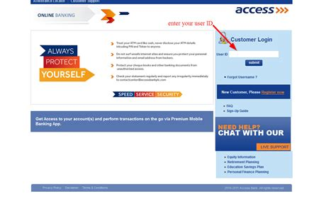 banking login access bank banking login login bank