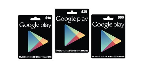 Google Play Store Gift Card 5 - google announces play store gift cards sold through target gamestop and radioshack