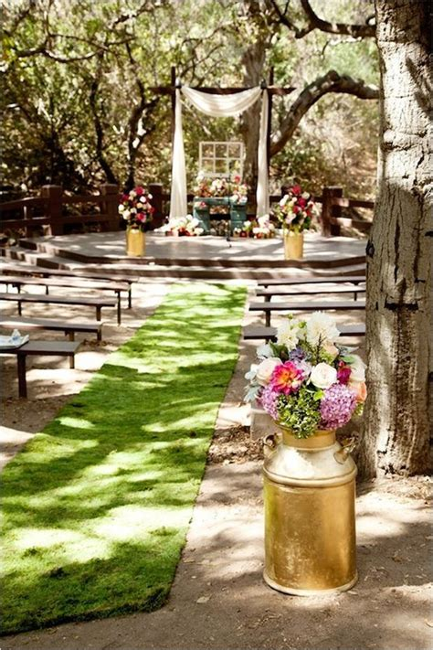 garden weddings los angeles area 23 best images about wedding stage decor on