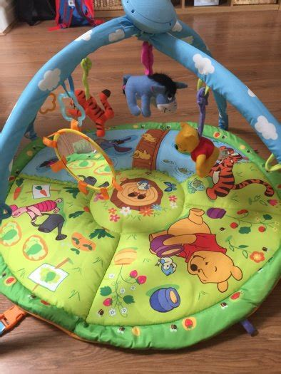 Winnie The Pooh Musical Mat musical winnie the pooh activity mat for sale in