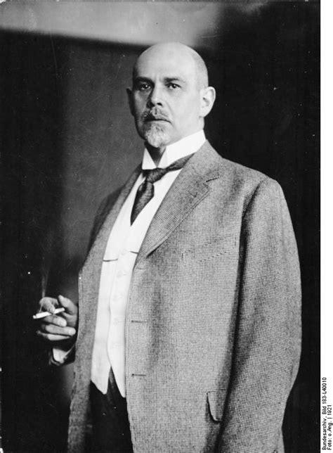 Walther Rathenau - Wikipedia, la enciclopedia libre