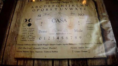tavola ouija regole pentacolo nella nebbia tavola ouija