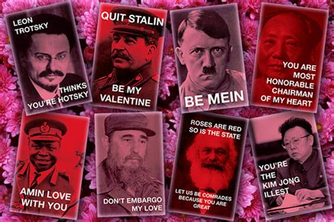 dictator valentines cards valentine s day guide to dating dictators dr rich swier