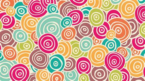 pattern in pop art spinning circles pop art retro hd pattern animation