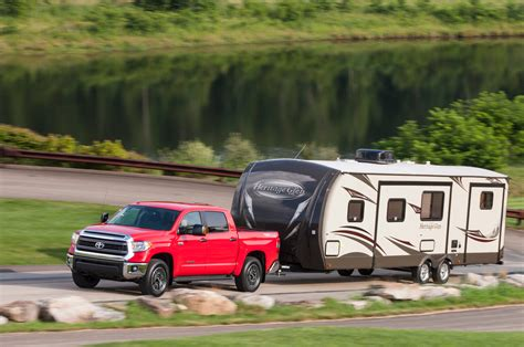 Toyota Sr5 Towing Capacity 2014 Toyota Tundra Sr5 Trd 4x4 Offroad Towing Photo