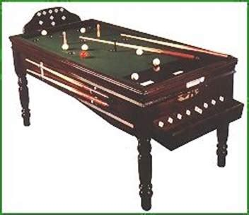 who invented pool table the history of the snooker billiards history