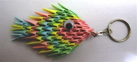 Origami Tropical Fish - the 353 best images about 3d origami on