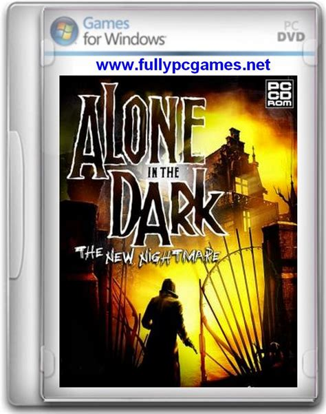 horror full version free games download alone in the dark 4 the new nightmare game free download