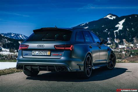 Audi Rs 6 R by Abt Rs6 R Review Gtspirit