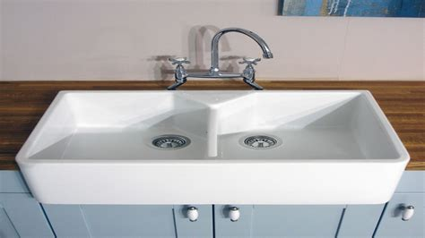 White Porcelain Sink Kitchen White Kitchen Sink Faucet White Ceramic Kitchen Sink With Faucet Slim Kitchen Sinks
