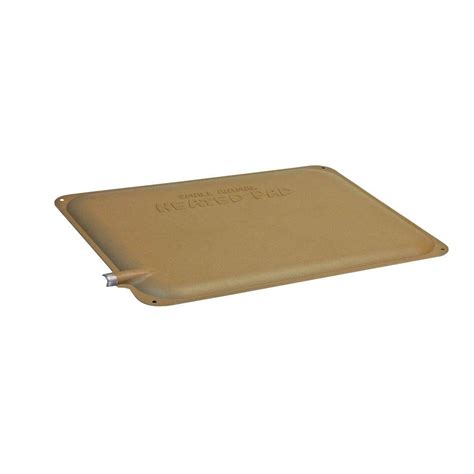 Kh Heating And Plumbing by K H Pet Products Small Animal Brown Heated Pad 1060 The