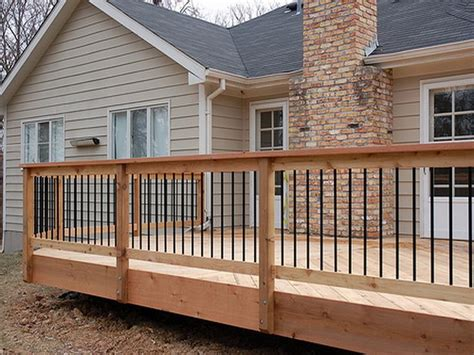 Porch Balusters Best 25 Rebar Railing Ideas On Rails Version