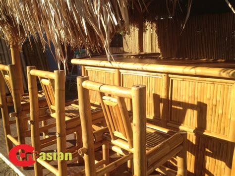 Tiki Floor L by 15 Ft Bamboo Tiki Palapa Bamboo Tiki Hut