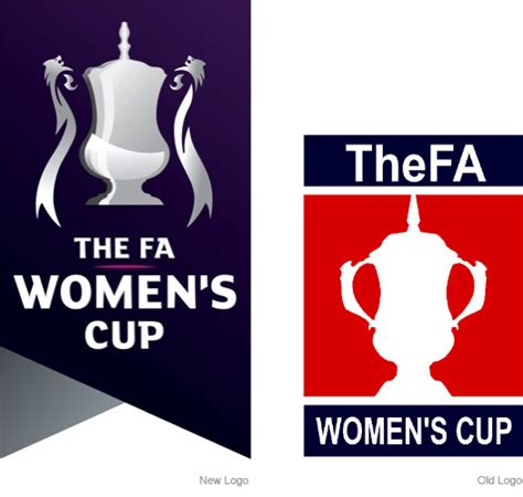 fa cup logo fa women s cup articles logolounge
