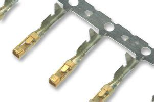 Terminal Wire Ni200 Awg 28 Limited 2226tg multicomp contact 2226 series socket crimp 24