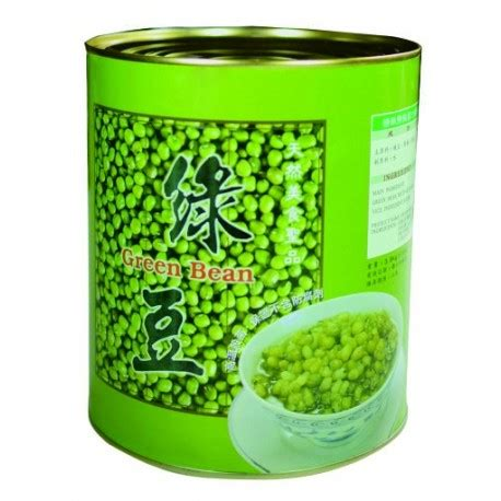 Shelf Of Canned Beans by Canned Mung Bean Hong Kong Coffee Tea Manufacturer