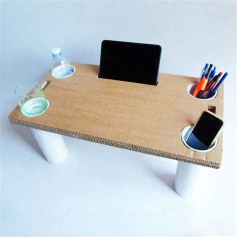 ladari fai da te riciclo tavolino fai da te con materiali di riciclo tutorial