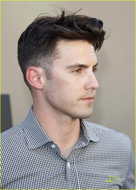 hairstyles of heros milo ventimiglia is a hero for autism photo 1865431