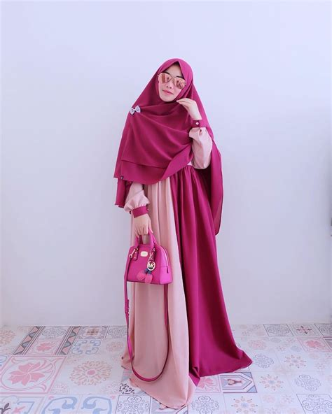 Baju Gamis Baju Muslim Syari Safara Syari 17 trend baju muslim terbaru 2017 yang akan populer