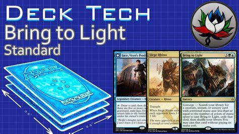 five color bring to light battle for zendikar standard