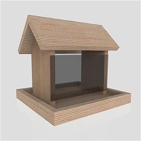 Free Bird Feeder Woodworking Plans free project plan bird feeder wood projects