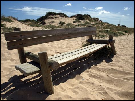 beach benches beach bench by stoneddonkey on deviantart