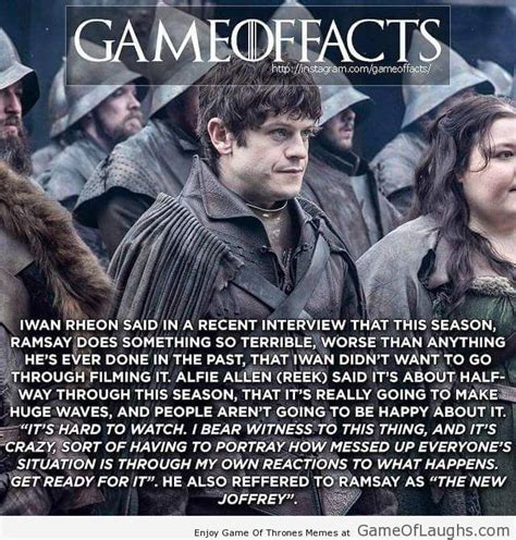 Ramsay Bolton Meme - ramsay bolton game of thrones memes
