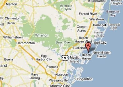 long beach township man is injured after crashing