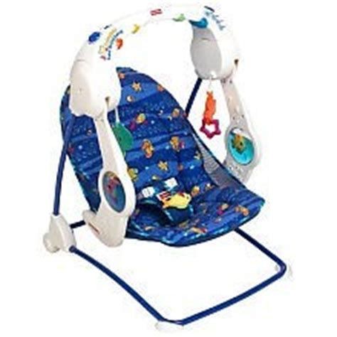 traveling baby swing markes14 fisher price aquarium travel swing