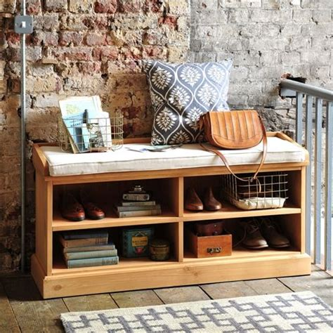 shoe storage bench with cushion dorchester pine shoe storage bench with cushion shoe
