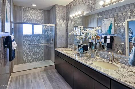 how to come up with stunning master bathroom designs 15 stunning master bathrooms with walk in showers page 3