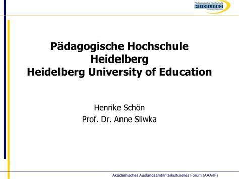 powerpoint layout uni heidelberg ppt p 228 dagogische hochschule heidelberg heidelberg
