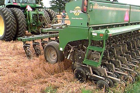 three principles of no till planting virginia soybean update