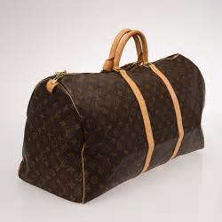 Chris Noth And Lots Of Louis Vuitton by Louis Vuitton Quot Keepall 60 Quot Laukku Bukowskis