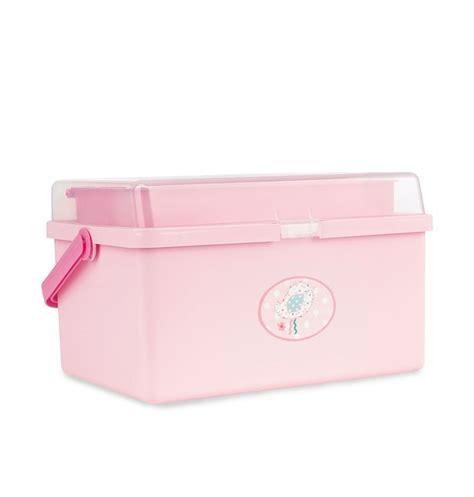 Kiddie Box Pink mothercare bath box boxes and bath